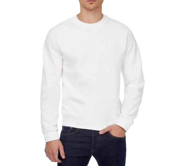 sweater bedrukken wit