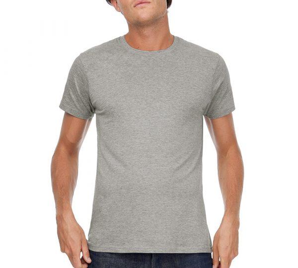 e150 t shirt grijs ontwerpen en bedrukken
