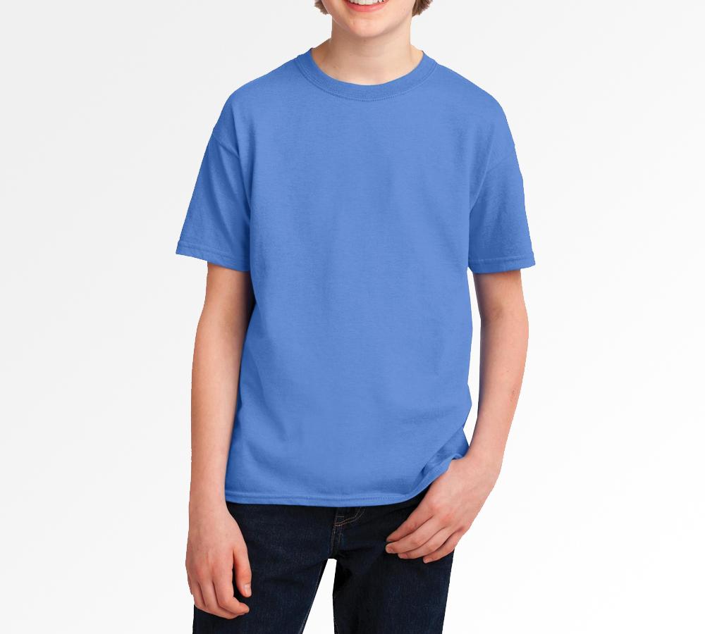 kinder T-shirt ontwerpen en bedrukken