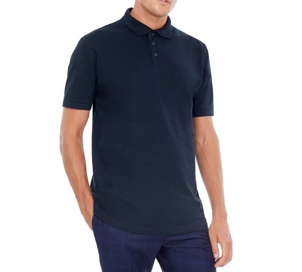 polo bedrukken navy