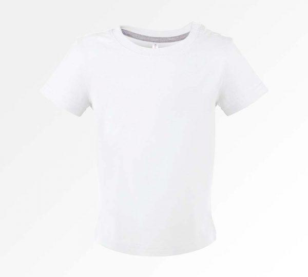 bedrukt baby t-shirt
