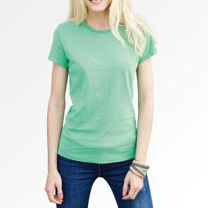 Premium Vintage Dames T-shirt bedrukken