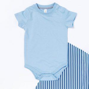 Baby kleding bedrukken