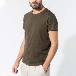 bio katoen t shirt bedrukken