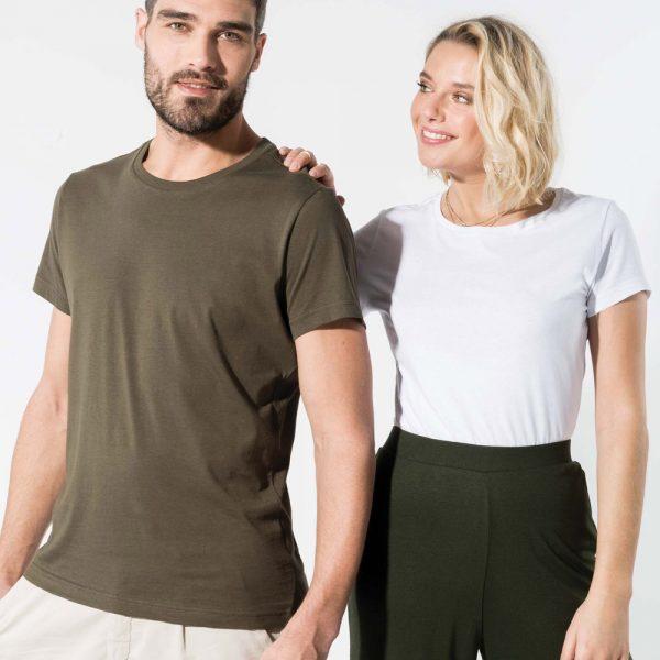 K391 Dames T-shirt bedrukken