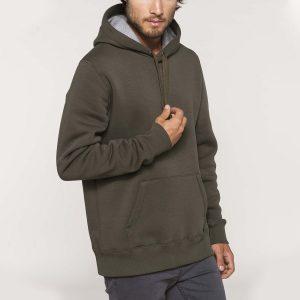 premium hoodie ontwerpen en bedrukken