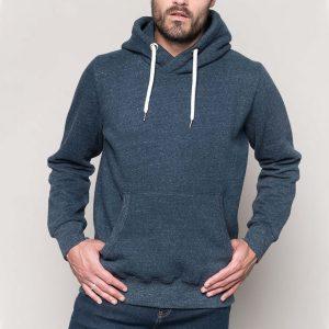 Vintage heren hoodie ontwerpen en bedrukken