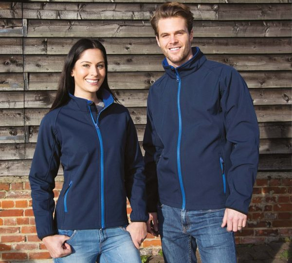 softshell jas ontwerpen en bedrukken